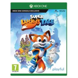 Super Lucky's Tale SK/CZ (Hra XboxOne)
