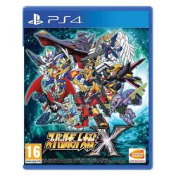 Super Robot Wars X (Hra PS4)