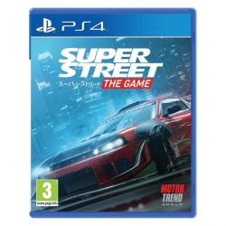 Super Street: The Game (Hra PS4)