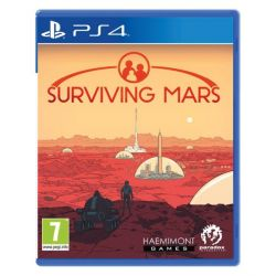 Surviving Mars (Hra PS4)