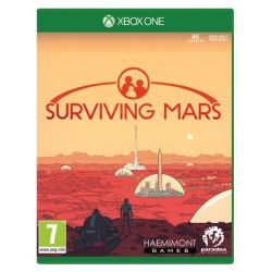 Surviving Mars (Hra XboxOne)