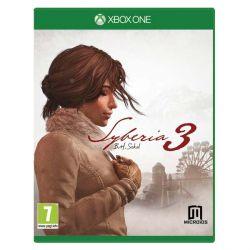 Syberia 3 (Hra XboxOne)