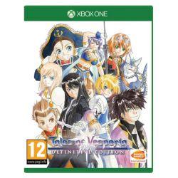 Tales of Vesperia (Definitive Edition) (Hra XboxOne)