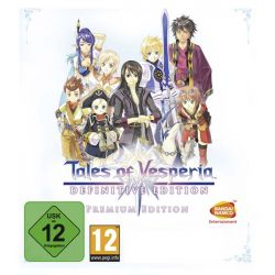 Tales of Vesperia (Premium Edition) (Hra PS4)