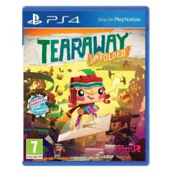 Tearaway: Unfolded (Hra PS4)