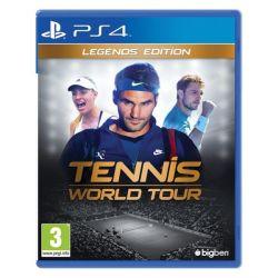 Tennis World Tour (Legends Edition) (Hra PS4)