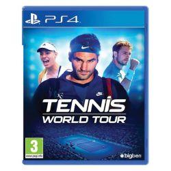 Tennis World Tour (Hra PS4)