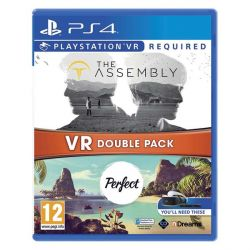 The Assembly   Perfect (VR Double Pack) (Hra PS4)
