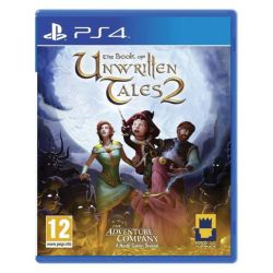 The Book of Unwritten Tales 2 (Hra PS4)