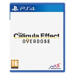 The Caligula Effect: Overdose (Hra PS4)