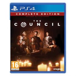 The Council (Complete Edition) (Hra PS4)
