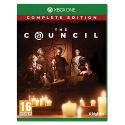 The Council (Complete Edition) (Hra XboxOne)