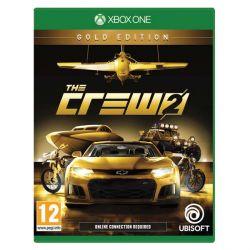 The Crew 2 (Gold Edition) (Hra XboxOne)
