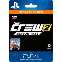 The Crew 2 (SK Season Pass) (Hra PS4)