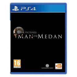 The Dark Pictures: Man of Medan (Hra PS4)