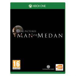 The Dark Pictures: Man of Medan (Hra XboxOne)