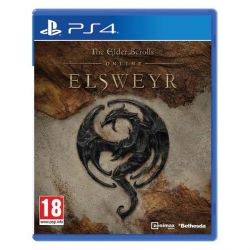 The Elder Scrolls Online: Elsweyr (Hra PS4)