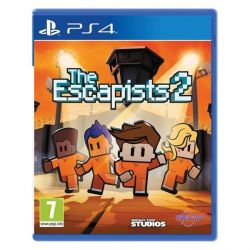 The Escapists 2 (Hra PS4)