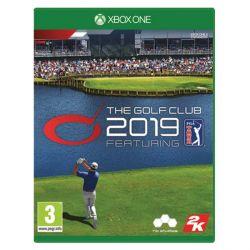The Golf Club 2019: Featuring PGA Tour (Hra XboxOne)