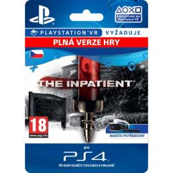The Inpatient (CZ) (Hra PS4)