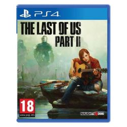 The Last of Us: Part 2 (Hra PS4)