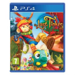 The Last Tinker: City of Colors (Hra PS4)