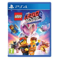 The LEGO Movie 2 Videogame (Hra PS4)
