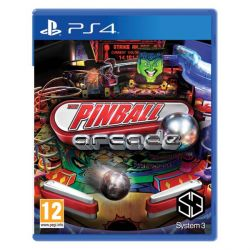 The Pinball Arcade (Hra PS4)