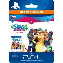 The Sims 4: Cesta ku sláve (CZ) (Hra PS4)