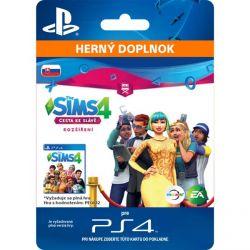 The Sims 4: Cesta ku sláve (SK) (Hra PS4)