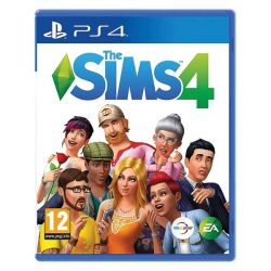 The Sims 4 (Hra PS4)