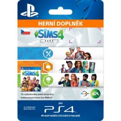 The Sims 4: Psy a Mačky (CZ) (Hra PS4)