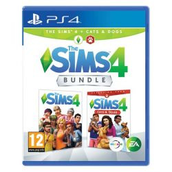 The Sims 4   The Sims 4: Psy a Mačky  (Hra PS4)