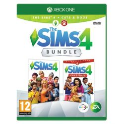 The Sims 4   The Sims 4: Psy a Mačky  (Hra XboxOne)