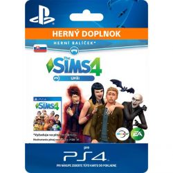 The Sims 4: Upíri (SK) (Hra PS4)