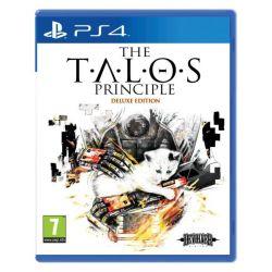 The Talos Principle (Deluxe Edition) (Hra PS4)