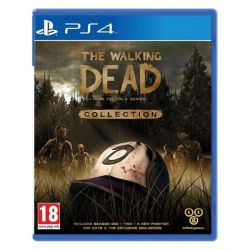 The Walking Dead Collection: The Telltale Series (Hra PS4)