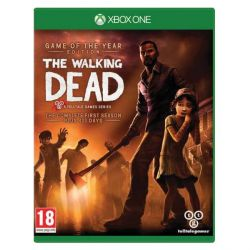 The Walking Dead: The Complete First Season (Game of the Year Edition) (Hra XboxOne)