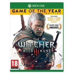 The Witcher 3: Wild Hunt (Game of the Year Edition) (Hra XboxOne)