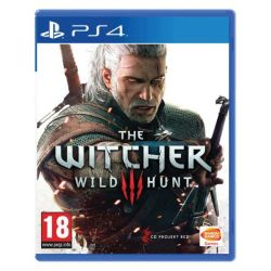 The Witcher 3: Wild Hunt (Hra PS4)