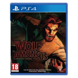 The Wolf Among Us: A Telltale Games Series (Hra PS4)