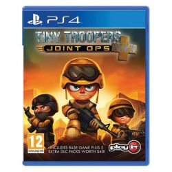 Tiny Troopers: Joint Ops Plus (Hra PS4)
