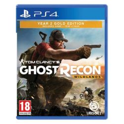 Tom Clancy's Ghost Recon: Wildlands CZ (Year 2 Gold Edition) (Hra PS4)