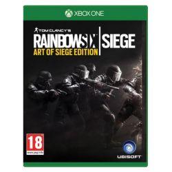 Tom Clancy's Rainbow Six: Siege (Art of Siege Edition) (Hra XboxOne)