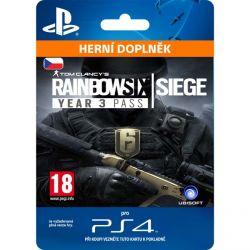 Tom Clancy's Rainbow Six: Siege (CZ Year 3 Season Pass) (Hra PS4)