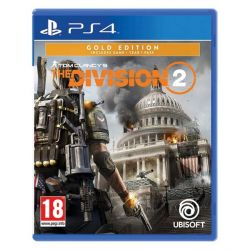 Tom Clancy's The Division 2 CZ (Gold Edition) (Hra PS4)
