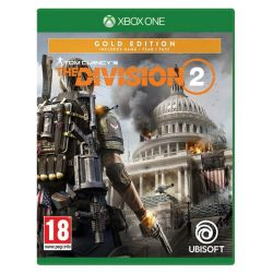 Tom Clancy's The Division 2 CZ (Gold Edition) (Hra XboxOne)