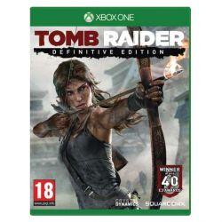 Tomb Raider (Definitive Edition) (Hra XboxOne)