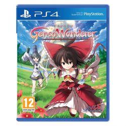 Touhou Genso Wanderer (Hra PS4)