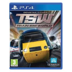 Train Sim World (Hra PS4)